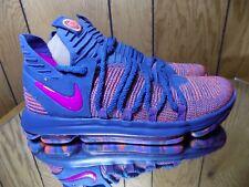 competitive price 07153 e9986 Nike Mens Zoom Kd10 Lmtd as All-star Ocean Fog Fuchsia 897817-400 Size 10