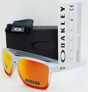 6647d22f3be Image is loading NEW-Oakley-Sliver-XL-Sunglasses-Ruby-Mist-Prizm-