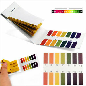 160-pH-Indicator-Test-Strips-1-14-Paper-Litmus-Tester-Laboratory-Urine-amp-Saliva