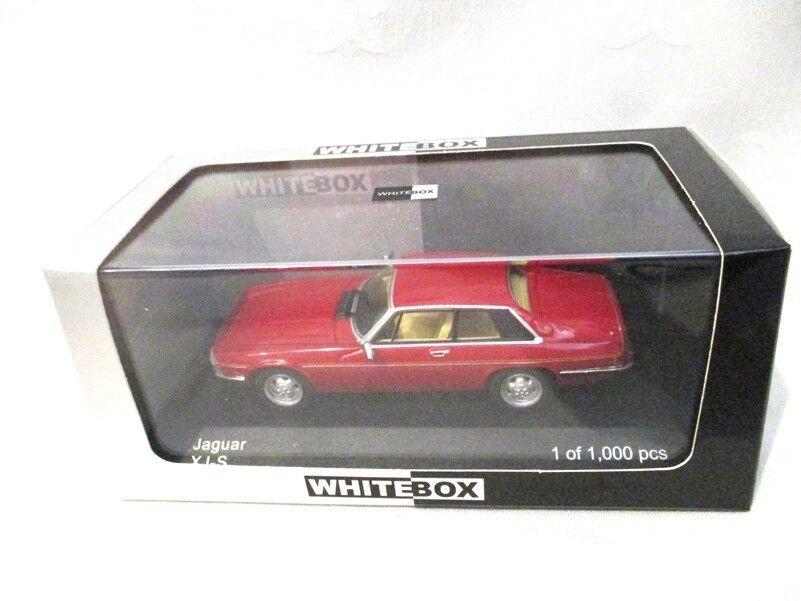 Jaguar XJS  1982  Metallic Red  Whitebox