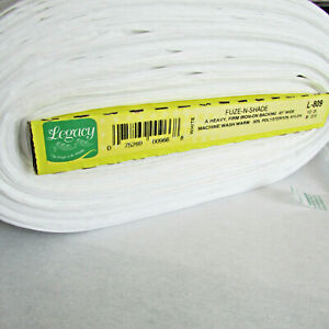 Details About Legacy Pellon 809 Decor Bond Firm Non Woven Fusible Interfacing