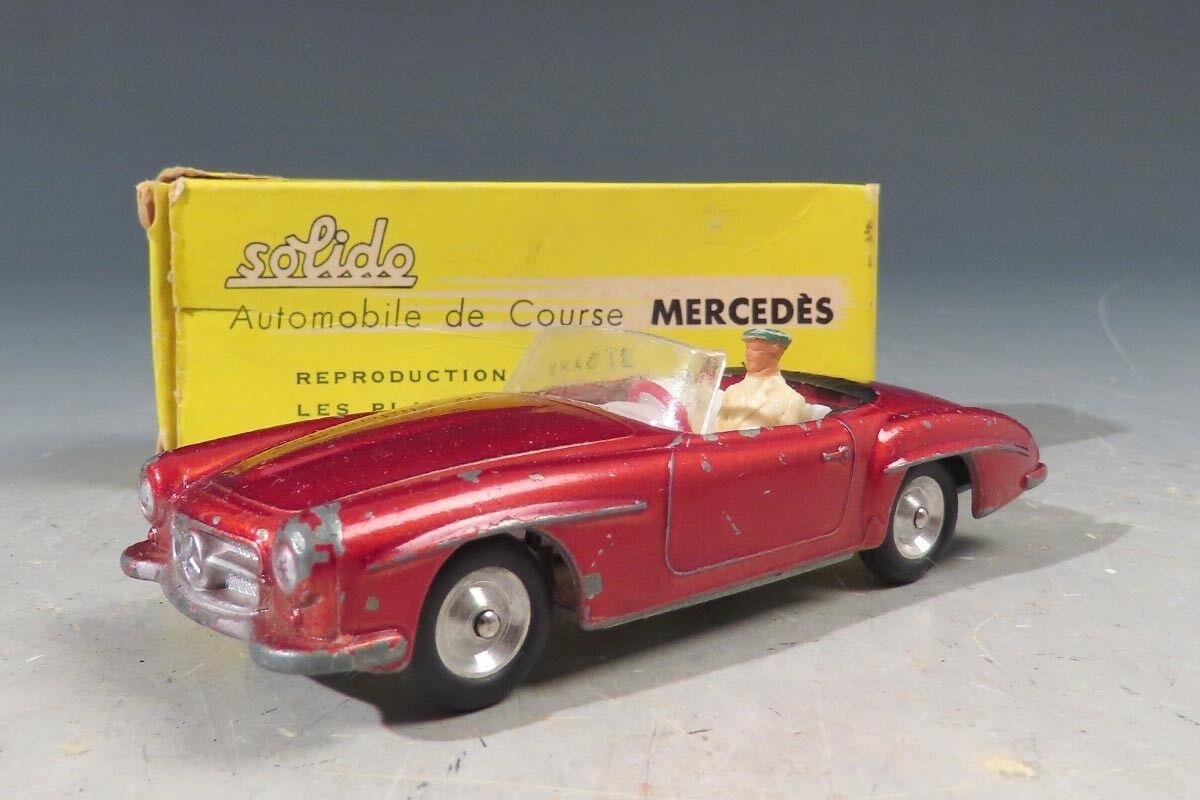S 49826 Solido Mercedes 190 SL im Originalkarton