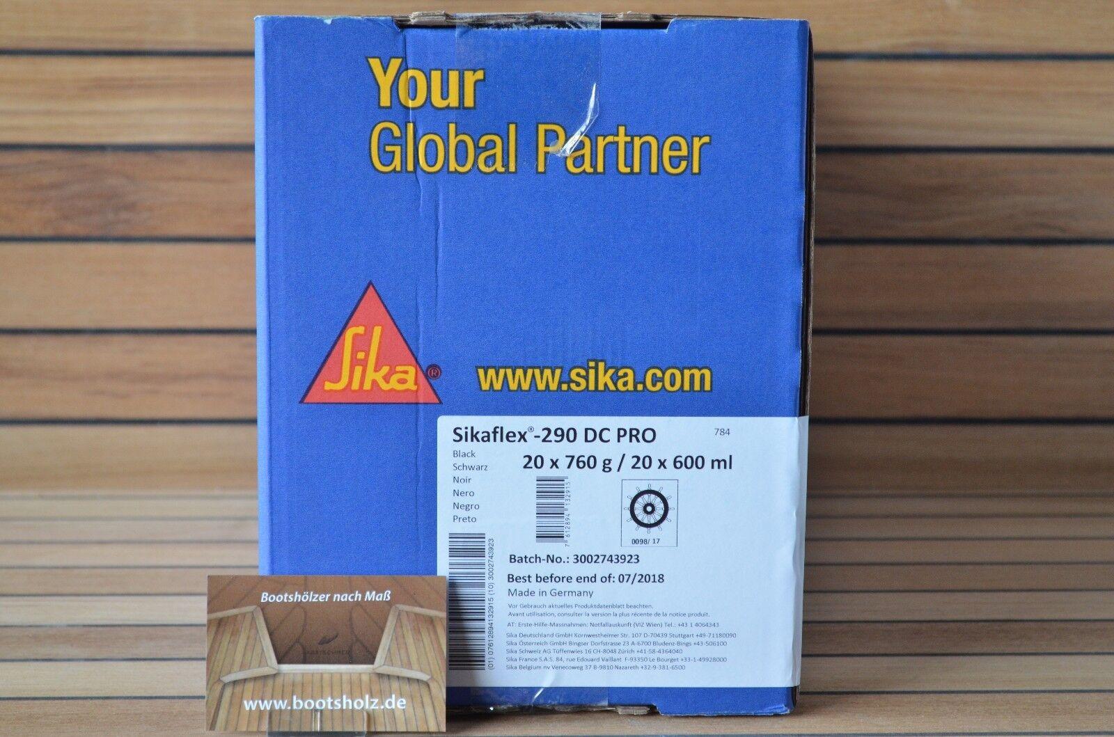 SIKAFLEX - 290 DC PO Karton mit 20 Beuteln a 600 600 a ml f49e02