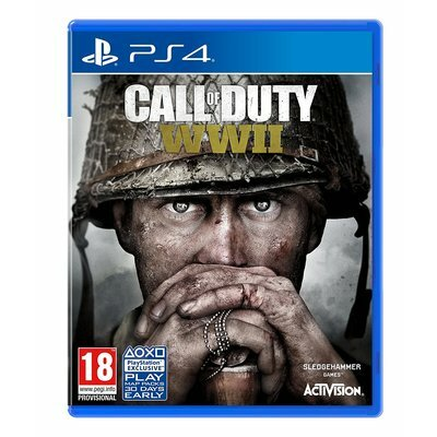 Call of Duty WWII PS4 Game New & Sealed Free Express Post Pre Order Now