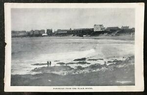 Portrush-from-The-Black-Rocks-Co-Antrim-Postcard-Northern-Ireland