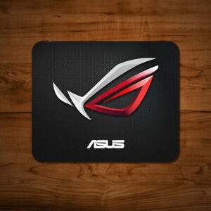 Asus Logo Mouse Mat Mac Pc Gaming Game Gamers Graphics Laptop Desk Pad Uk Ebay