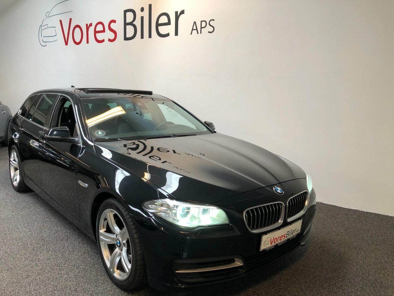 BMW 525d 2,0 Touring aut. 5d - 269.900 kr.