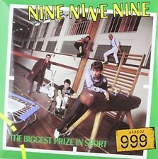 999 - The Biggest Prize In Sport New Vinyl 1980 Polydor original release