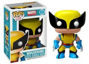 WOLVERINE-Marvel-Universe-Funko-Pop-Heroes-vinyl-bobble-head-figure