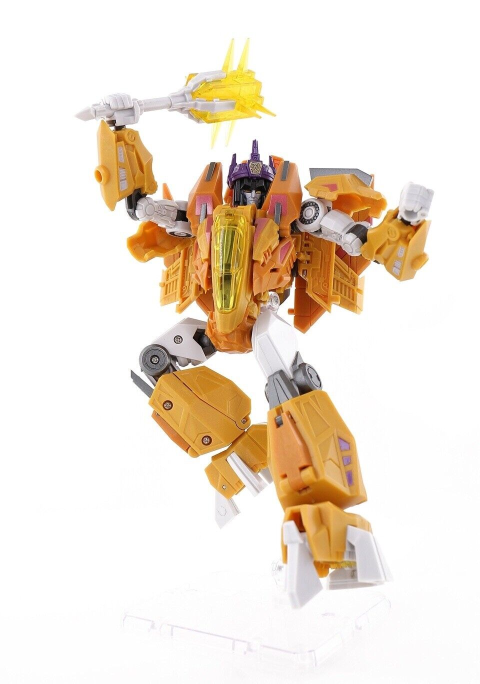 Planet X PX-09S Fall Of Cybertron FOC Figure Sun Storm Robot