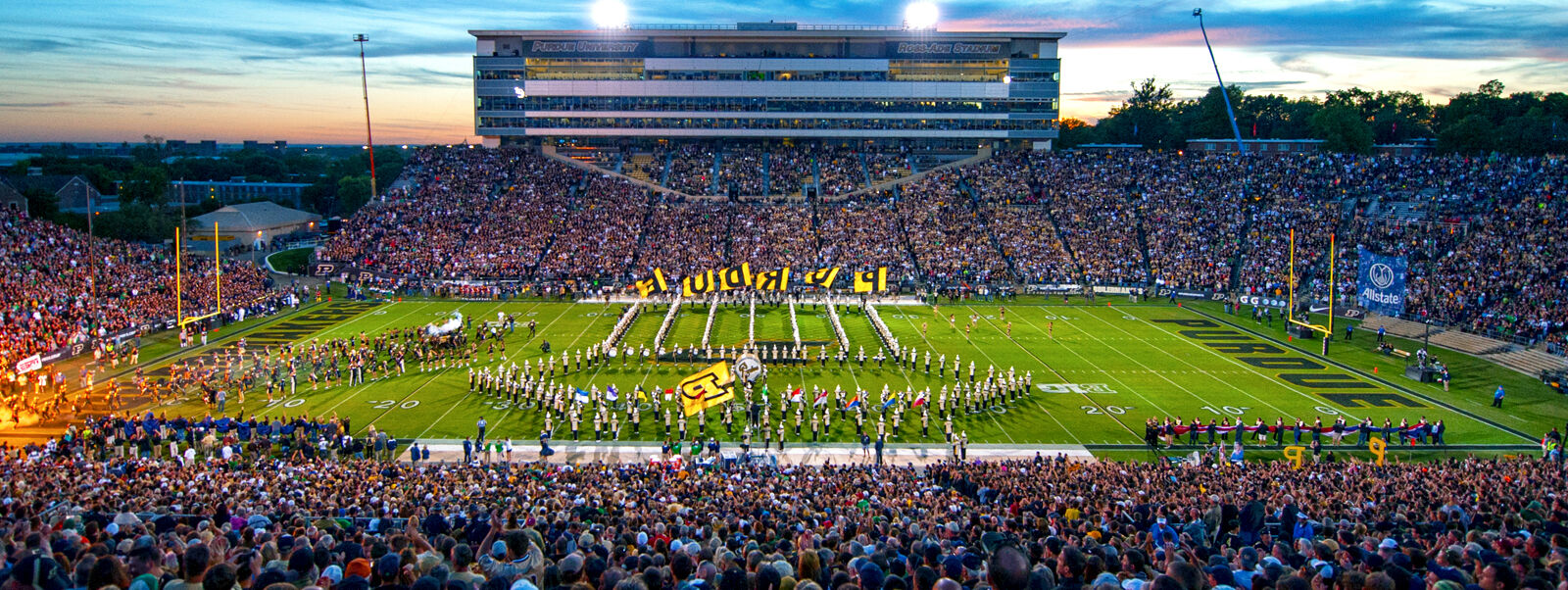 Minnesota Golden Gophers at Purdue Boilermakers Football