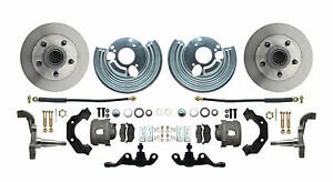 Mopar-A-Body-Std-Disc-Brake-Conversion-Kit-Wheel-Kit-Only-wheel-pattern-5x4