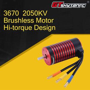 GTSKYTENRC-3670-2050-2650KV-Brushless-Motor-for-1-10-1-8-RC-Drift-Car-Trucks