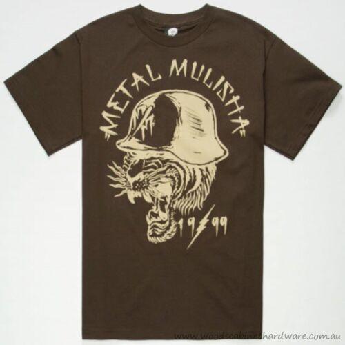 Metal Mulisha Carnage Men's Tee T-Shirt SIze L