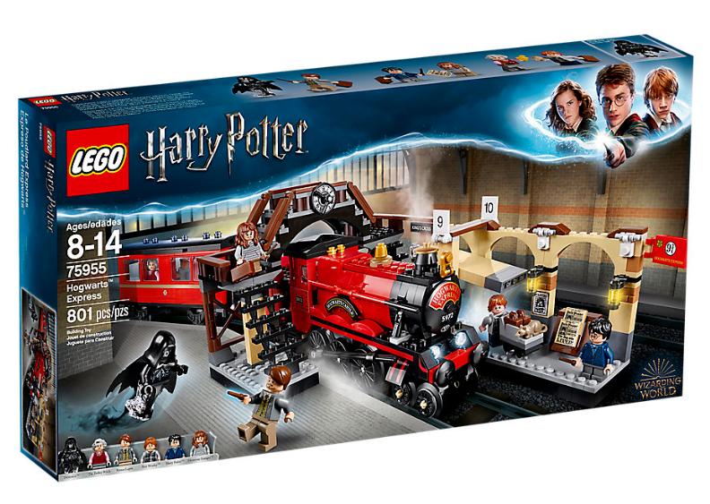 Lego Harry Potter Poudlard Express 75955  neuf et non ouvert Boîtier Endommagé