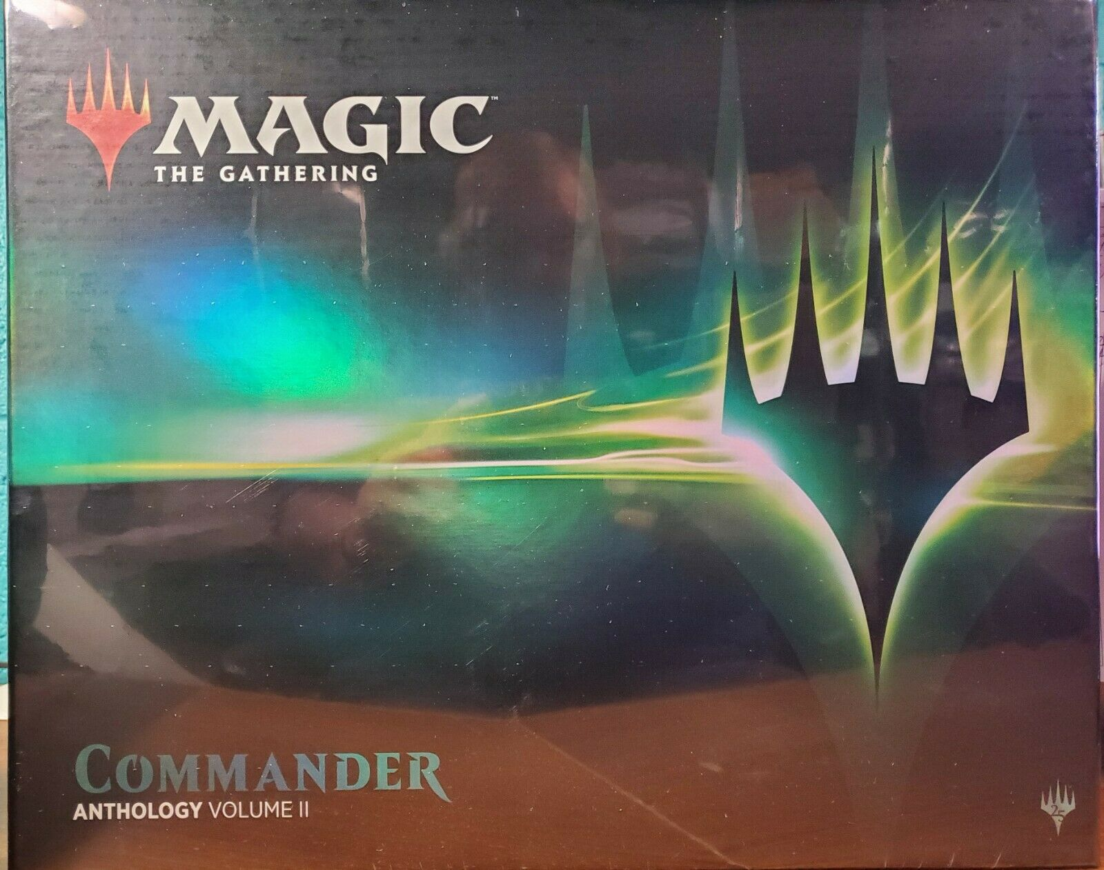 MTG COMMANDER ANTHOLOGY VOLUME II Rise from the Grave