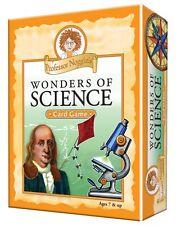 Professor Noggin's Wonder of Science Card Game