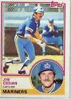 1983 Topps Jim Essian #646 Baseball Card