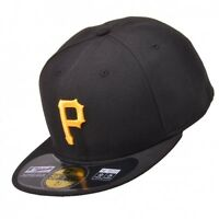 New Era Cap NBA Basic Black Pittsburgh Pirates Team 59FIFTY Basecap Caps Mütze