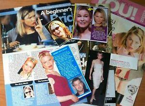 Renee-Zellweger-Magazine-Clippings-Pack