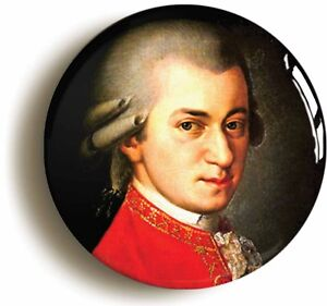WOLFGANG-AMADEUS-MOZART-BADGE-BUTTON-PIN-1inch-25mm-diameter-CLASSICAL-MUSIC