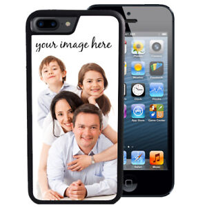 Custom-Image-Rubber-Case-Fits-iPhone-11-Pro-Xr-Xs-7-6-Plus-Your-Photo-Snap-Pic