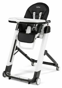 Peg Perego Siesta Follow Me Highchair - Licorice