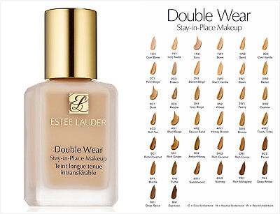 estee lauder double wear stay in place makeup choose your shade 1 0 oz 30 ml nib ebay