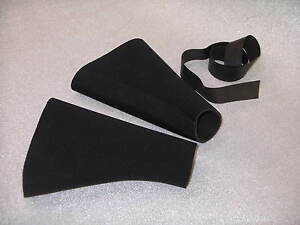 Neoprene-3mm-Diving-Dry-Suit-Wrist-Seals-amp-Tape-Made-In-UK-Dive-Drysuit