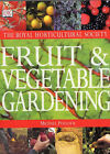 RHS Fruit and Vegetable Gardening by Mike Pollock (Hardback, 2002)