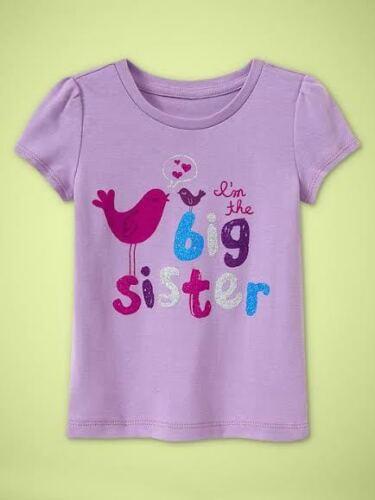 18-24M 1 New Pretty Girls T-Shirt Size