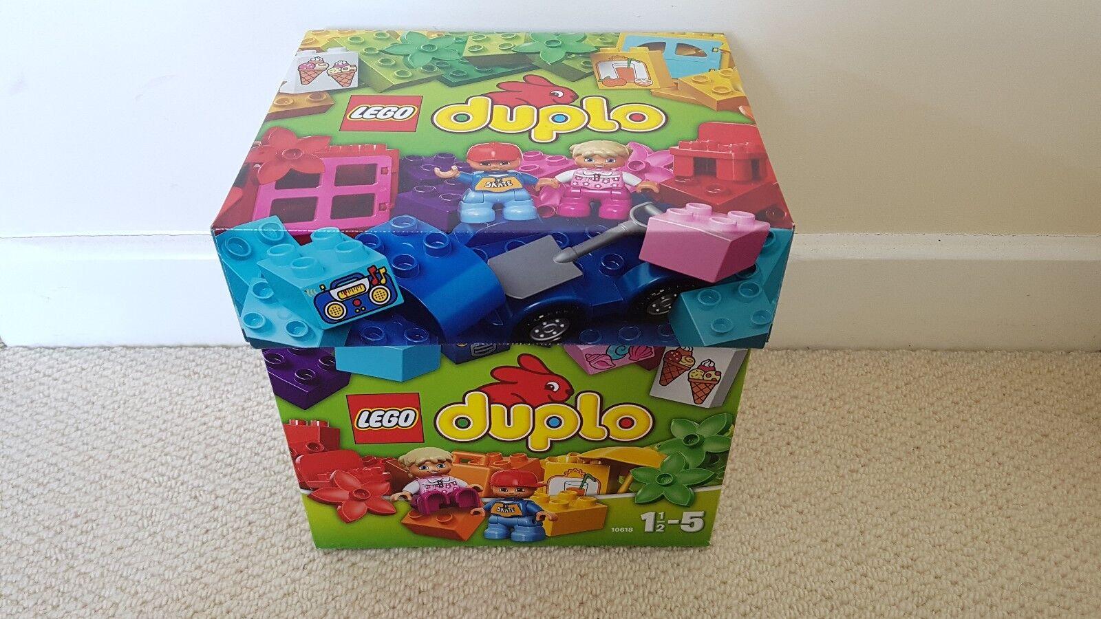 LEGO Duplo Creative Building Box 10618 BNIB Retired
