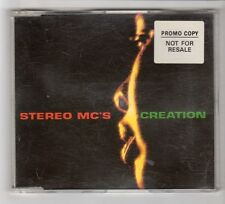 (HB155) Stereo MC's, Creation - 1993 CD