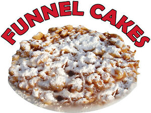 FUNNEL-CAKES-VINYL-DECAL-CHOOSE-YOUR-SIZE-CONCESSION-STANDS-BOARDWALK-SHOPS