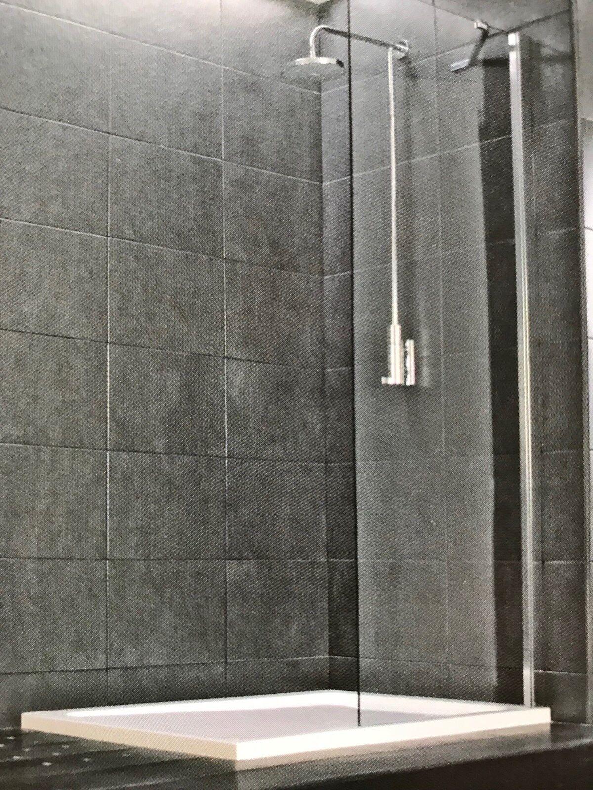 Kohler-Walk In Duschglas 120 x 200 cm Artikelnr .E22W120-GA  Serie CONTRA NEU