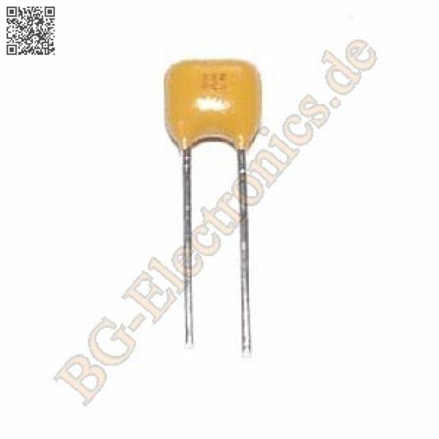 5 x 150pF 0.15nF 100V RM2,5 Keramik Kondensator Capacitor ceramic KEMET  5pcs