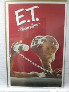 E-T-EXTRATERRESTRIAL-MOVIE-CHARACTER-VINTAGE-POSTER-GARAGE-1982-CNG671