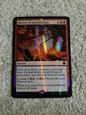 Transform From the Vault MTG Rare Mythic Foil Delver of Secrets x 1 NM