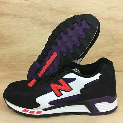 Incident, event trunk None  New Balance 660 ML660SNC Men's SZ 9.5 Black White Purple Suede Retro 90s  Shoes | eBay