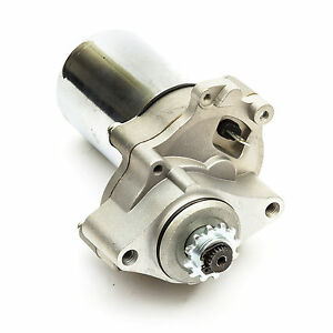 Starter motor 50cc 110cc 125cc electric start pit dirt for How to make an electric bike with a starter motor