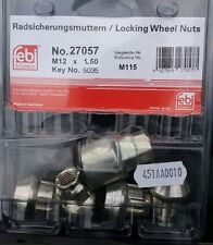 WHEEL NUT FEBI FE11939
