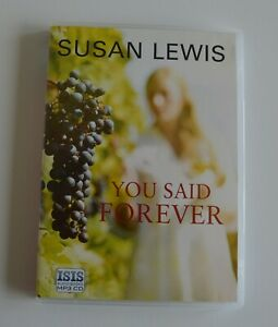 You-Said-Forever-by-Susan-Lewis-MP3CD-Audiobook