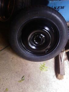 Image Is Loading Ford Ka Space Saver Spare Wheel Amp Tyre