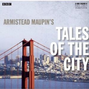 Details about Armistead Maupin's Tales of the City BBC Radio 4 Drama on  Audio CD