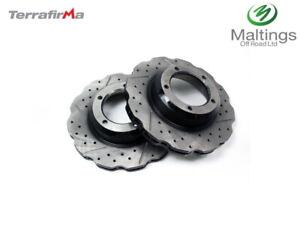 Defender-vented-front-discs-defender-drilled-and-grooved-discs-wavy-LR017952WCDG