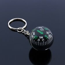 Compass Globe Key chain Keychain Outdoors Hunting Fishing Camping Great gift