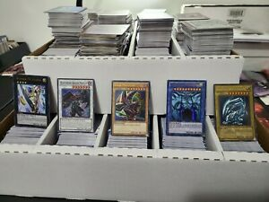 Yugioh-120-Random-Card-Lot-100-Commons-10-Rares-10-Holographics