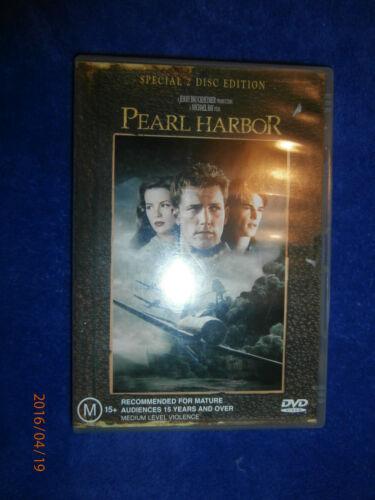 1 of 1 - Pearl Harbor (DVD, 2003, 2-Disc Set) Special Edition Ben Affleck, Josh Hartnett