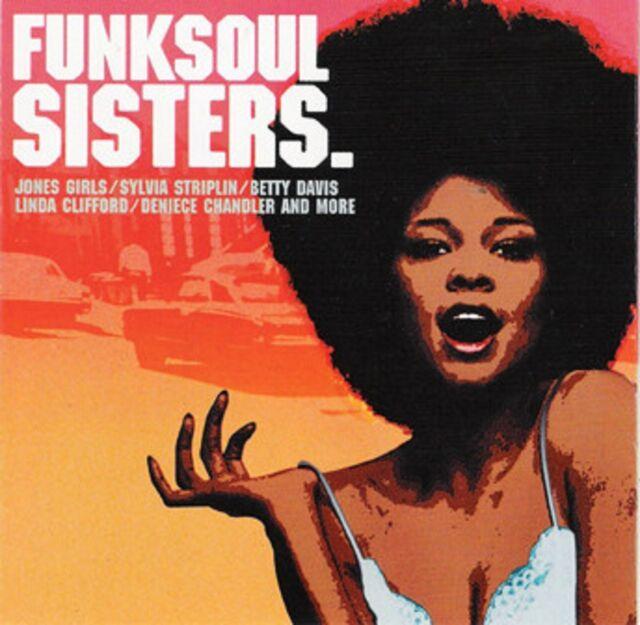 Various Artists-Funksoul Sisters CD
