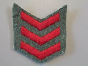 WW2-Canadian-Army-Three-Years-of-Service-Chevrons